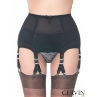 CERVIN-CHENONCEAU-VINTAGE 6-Straps-Stocking-Society-SHOP