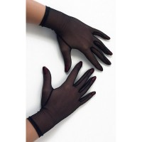 CAPRICE-by-CERVIN-Elegante-Nylon-Handschuhe-kurz-Stocking-Society-SHOP